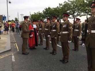 Duke of Lancaster's Regiment 2