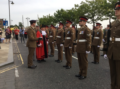 Duke of Lancaster's Regiment 2