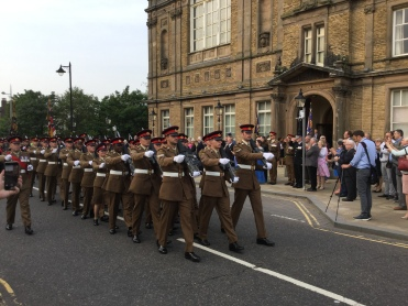 Duke of Lancaster's Regiment 3