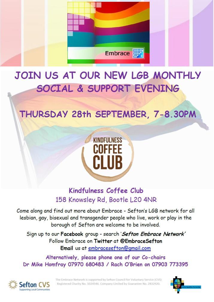 Kindfulness Cafe - Embrace