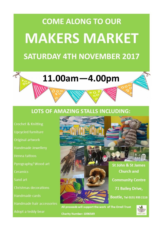 makers market publicity new