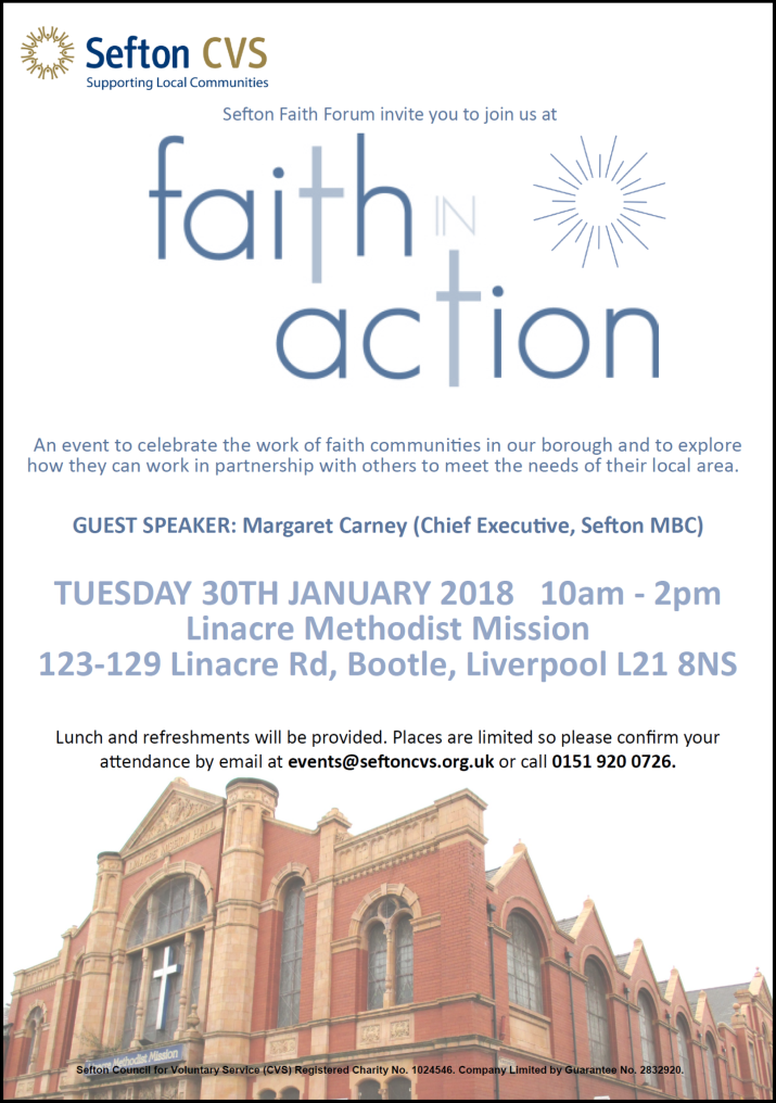 faith in action flyer