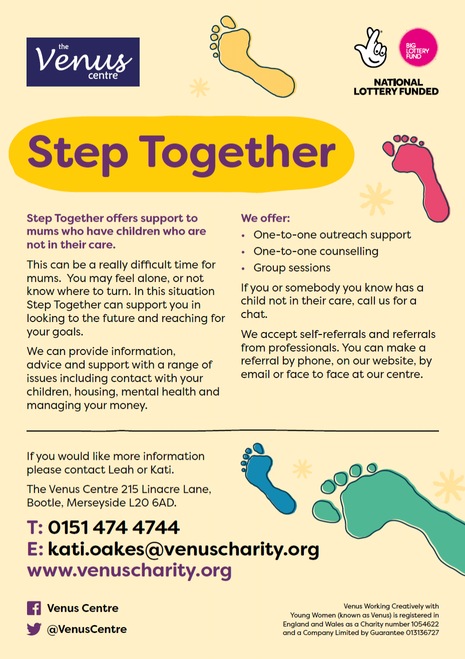 Step Together Event - Venus