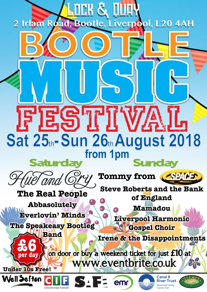 Bootle Music Festival
