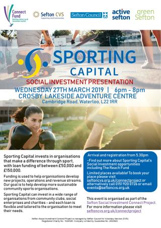 SportingCapital flyer