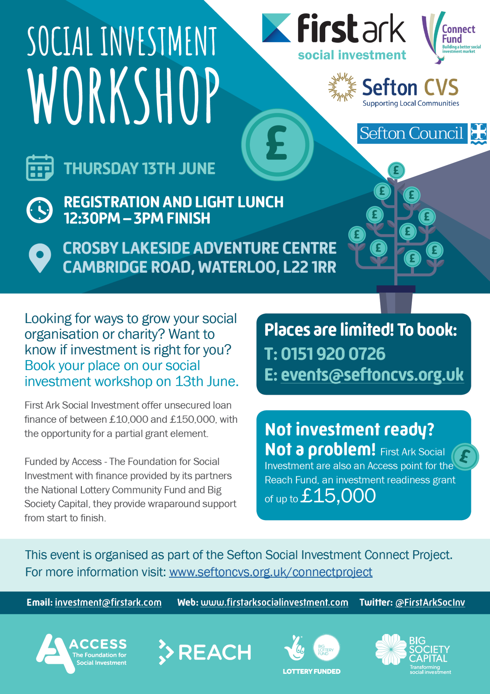 Sefton Social Investment Connect Project – Sefton Council