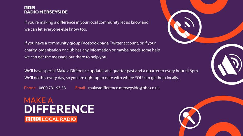 BBC Radio Merseyside Make a Difference