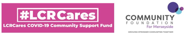 LCR Cares Fund Banner